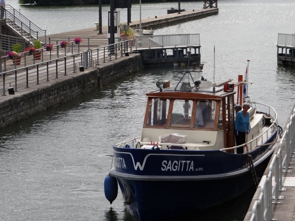 "WERKSPOOR IV, HENRI,  SAGITTA (NL),  MEUSE-ARDENNES, la quotidienne estivale ""Namur-Wépion-Namur"", ATLANTIC (F)  (suite 17/08/2013)"