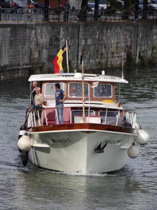 Voyagez le long de nos voies d'eau avec Pierre Lemoine  ;)