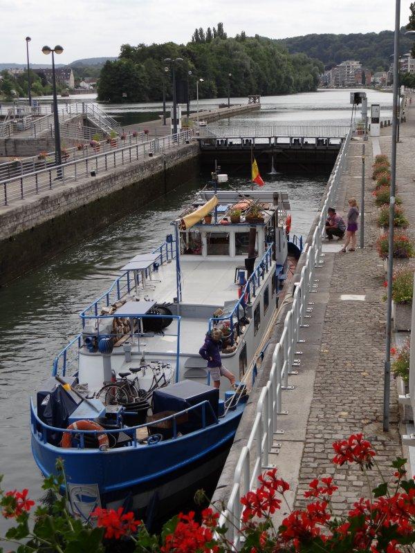 Cela sent la rentrée...   17 bateaux ce dimanche 1er septembre, dont la dernière régulière pour wépion.
