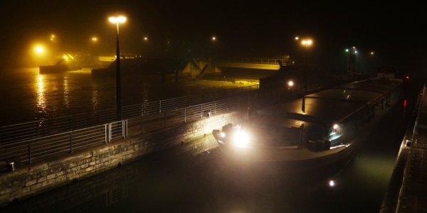 NIMITZ (B), VARLYON (GB) et seulement 3 bateaux en cette pause matinale du 24 septembre 2013!