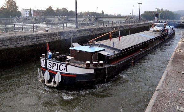 HEERENSCHIP, SPICA, ANGE GABRIEL, 3 spits parmi les bateaux du jour  ;)