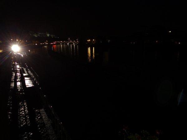 Trou noir à La Plante pour cause d'éclairage hors d'usage!