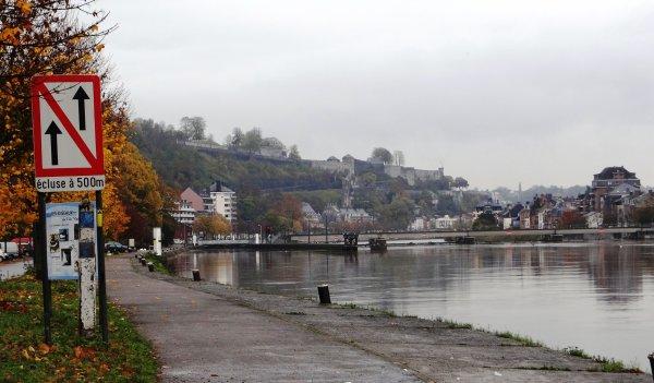 INFOCRUE -  Régime crue pour la navigation seulement!  La situation reste normale pour les riverains (- de 600 m³/sec. à Chooz & voir les scénarios d'alerte)