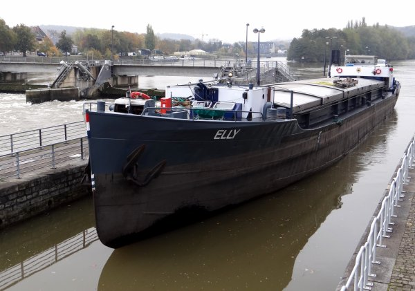 ELLY (NL), nouveau sur la Haute-Meuse  ;)
