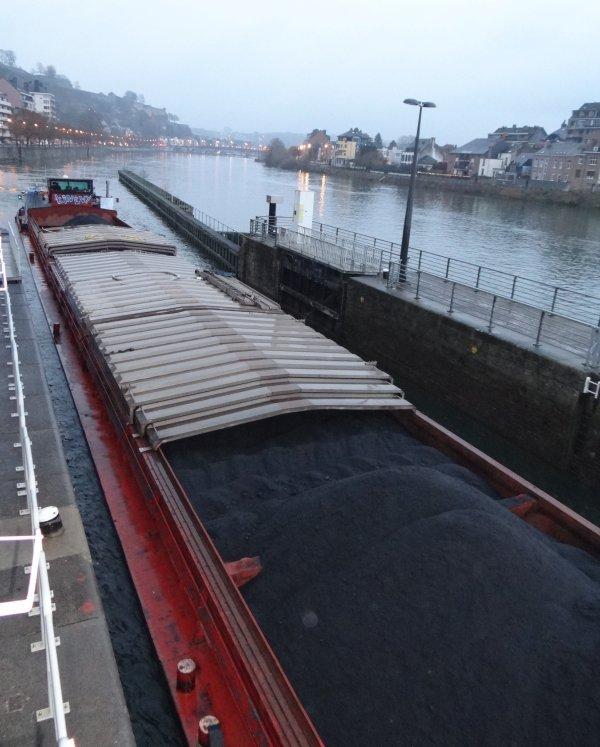 Retour de Denis Catoir sur la Haute-Meuse avec son TATIANA