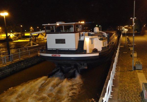 Après un vendredi très calme, 4 bateaux en ce début de week-end...