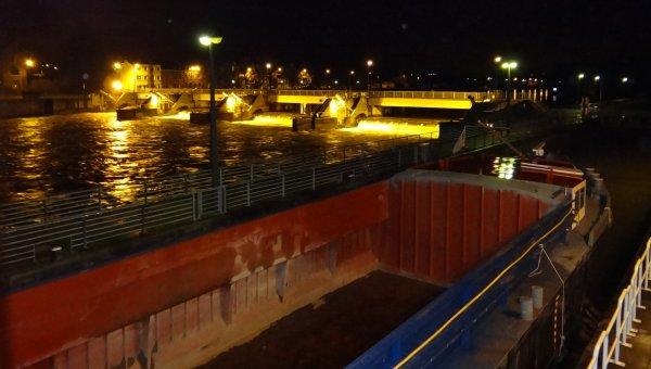 La Haute-Meuse sera fermée à l'écluse de Rivière à partir de ce vendredi 14 février à 14h (voir l'avis à la batellerie de cette semaine!)