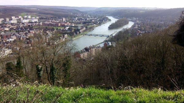 Namur, la merveilleuse... ;)