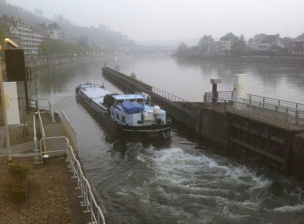 ! Le Canal de Meuse est fermé du 31/3 au 30/4,  de l'écluse n°1 de Troussey à l'écluse n°19 de Verdun.