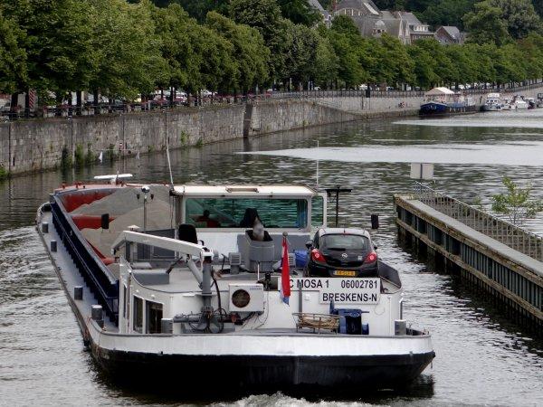 Avec 727 bateaux (168 marchands, 535 yachts et 24 transports de passagers), ce sera le plus mauvais mois de juin depuis 2001 pour les bateaux de commerce  :(