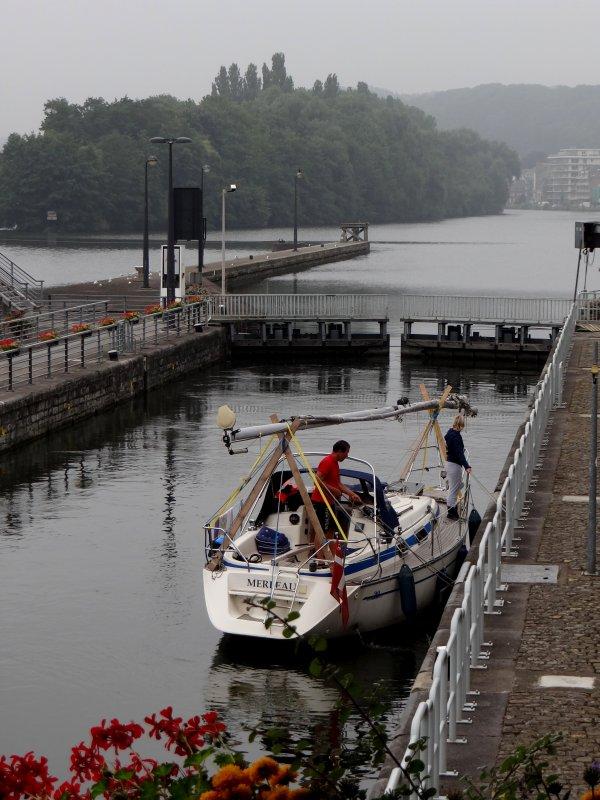 La plaisance sur la Haute-Meuse, déjà plus de retour que de départ...
