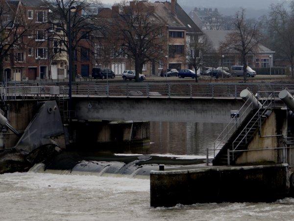 NAXOS, CURSOR et SATANAS, les derniers de 2014 sur la Haute-Meuse...  Joyeux réveillon à tous et à l'année prochaine  ;)