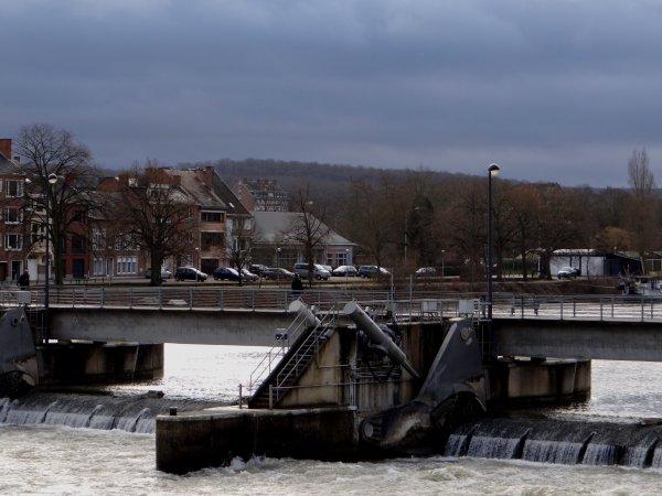 Le barrage-écluse de La Plante participera aux Journées Wallonnes de l'Eau, du 16 au 27 mars prochain (Animations scolaires en semaine et accès au grand public le weekend du 21 et 22 mars)
