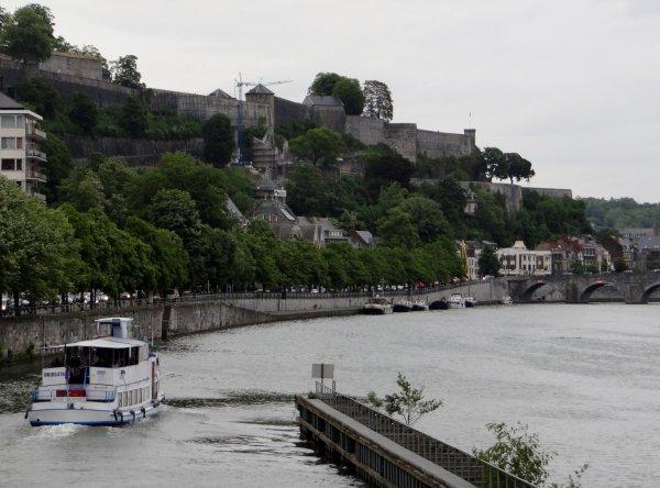Les statistiques en nombre de bateaux à l'entrée de la haute Meuse entre 2001 et 2015 -  2015, globalement le plus mauvais mois de mai avec 2001 :(