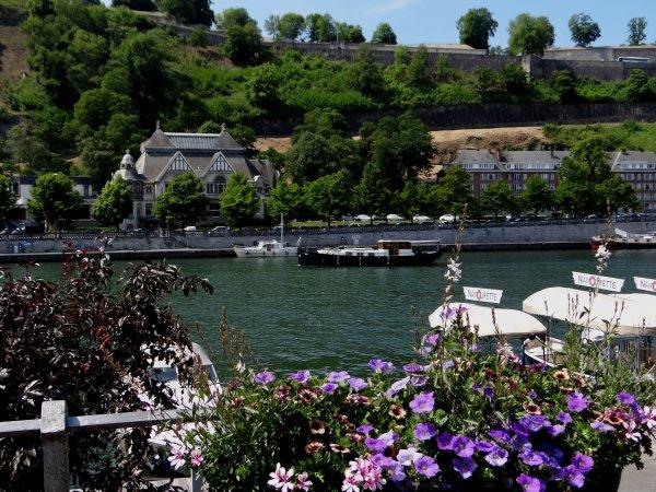 Après 35 bateaux le 10 juin, LAS VEGAS  est parmi les 23 unités de passage à La Plante ce 11 juin 2015 - Journée du transport fluvial et de l'intermodalité 2015  ;)