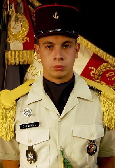 Soldat de 1ère classe Cyril Louaisil, mort pour la France