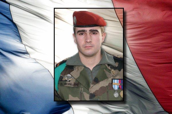 Afghanistan : décès du 1re classe Florian Morillon