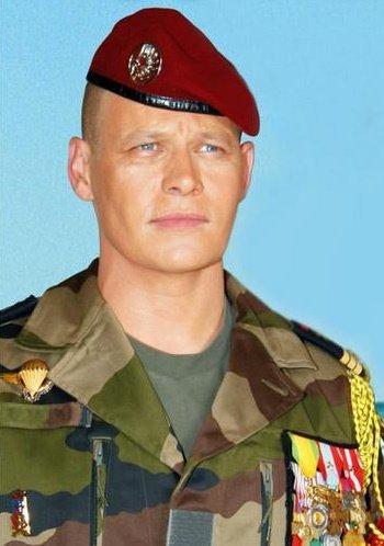 Le capitaine Sonzogni, un officier exemplaire