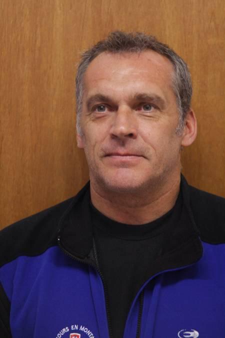 Hommage au capitaine de police Eric Fauvet