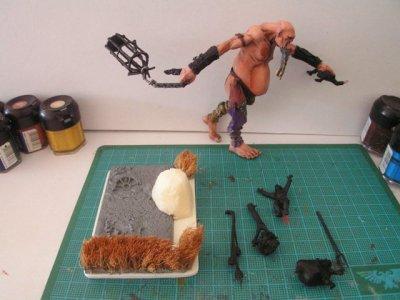 le geant de warhammer