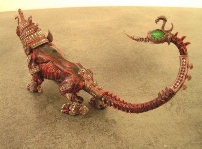 sphinx de guerre de khermi  2 eme partie