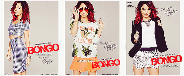 « BONGO PHOTOSHOOT- JANVIER 2015 » _       -The best of Vanessa's style  • •