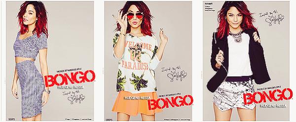 « BONGO PHOTOSHOOT- JANVIER 2015 » _   -The best of Vanessa's style  • •