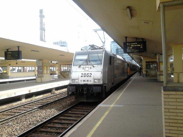 HLE 2862 Bruxelles-Nord