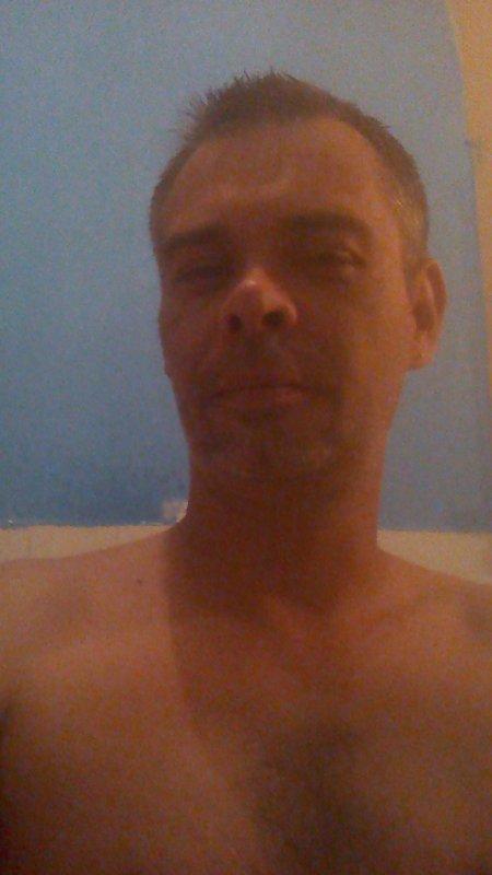 Moi aprè la douche