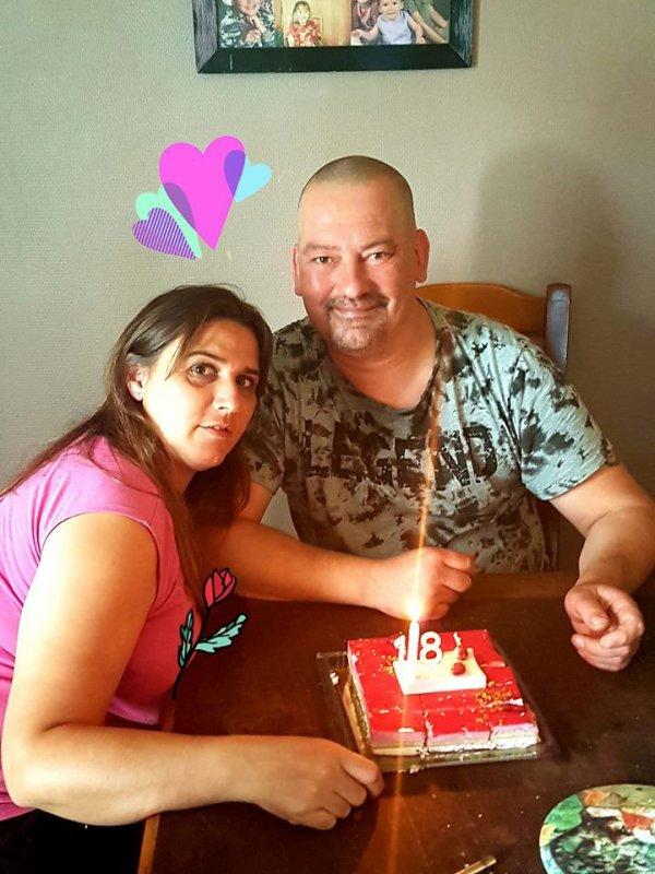 18 ans de mariage