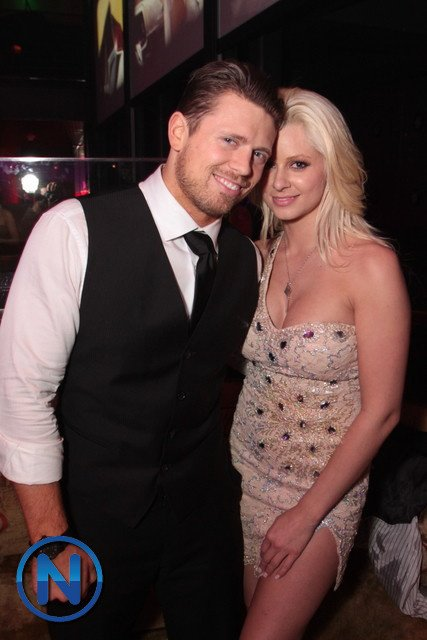 .. TheMiz & Maryse .. (l)