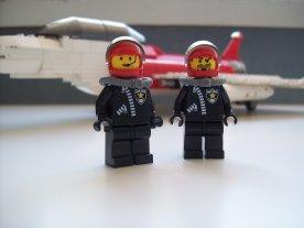 Pilotes d'élite