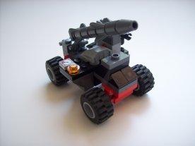 Lance rockets mobile LRM 1
