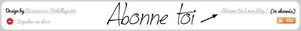 Astuce n°21: S'abonner a un blog (Newsletter)