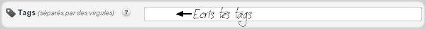 Astuce n°24: Les tags