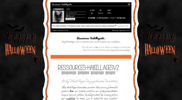 Habillage monocolonne n°246