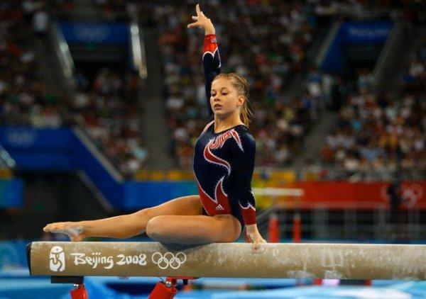 Shawn Johnson, portrait d'une jeune gymnaste retraitée
