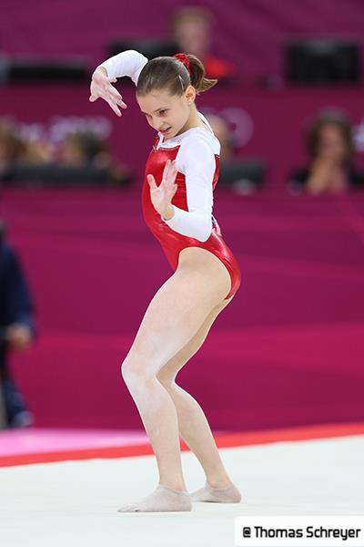 Anne Kuhm 15 ans et déjà beaucoup d'ambition