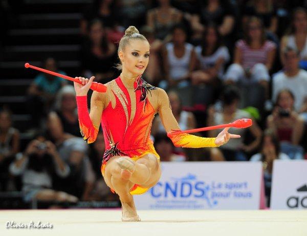 La Gymnastique Rythmique pratiquée sur tous les continents L'Europe
