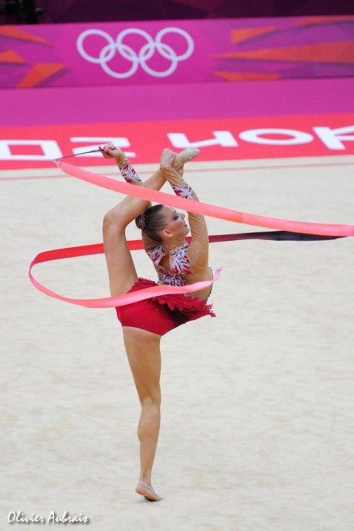 La Gymnastique Rythmique pratiquée sur tous les continents L Europe ee7e9c2f750