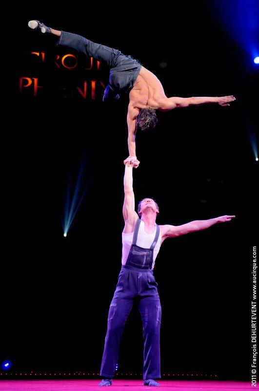 Quand le cirque se renouvelle