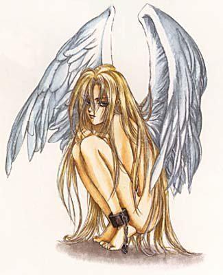 Mon Tattoo En Couleur Le Sanctuaire Des Anges Dechus