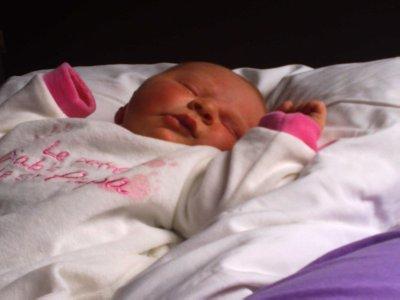 voila a la naissance il pesait 4kg50 pour 50 cm