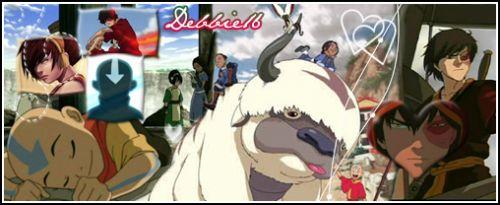 Avatar - Le dernier maitre de l'air