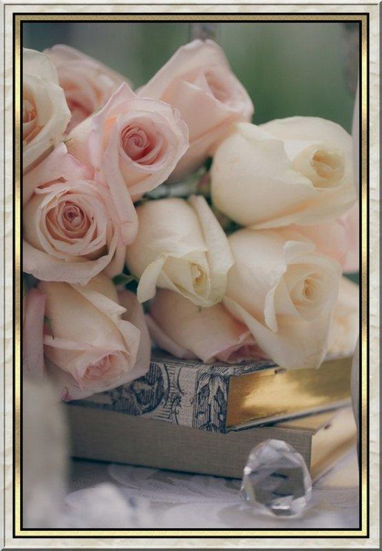 Merci à toutes pour les jolis bouquets et leurs voeux