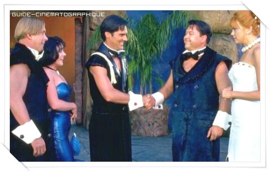 Les Pierrafeu à Rock Vegas (2000)
