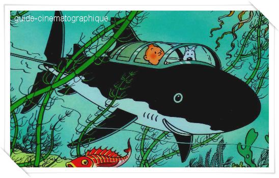 Les aventures de Tintin - Le trésor de Rackham Le Rouge (1992)