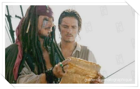 Pirates des Caraïbes : le secret du Coffre Maudit (2006)