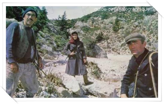 Les canons de Navarone (1961)