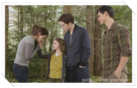 Twilight - Chapitre 4 : Révélation (partie 2) (2012)